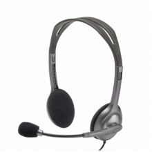 Head Phone LOGITECH H110 (co mic)