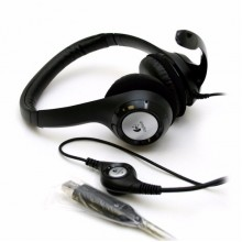 Head Phone LOGITECH H390 (co mic)