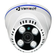 CAMERA DOME TVI 2.0MP VANTECH VP-114TP