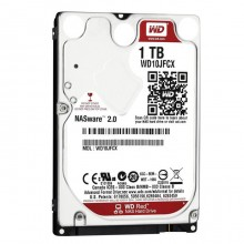 Ổ cứng HDD Notebook Western 750GB Sata - Red