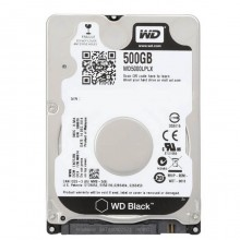 Ổ cứng HDD Notebook Western 500Gb Sata - Black 2 nhân