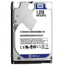Ổ cứng HDD Notebook Western 1TB Sata - Blue