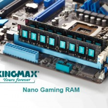 RAM PC DDR3 4GB Bus 1600-Kingmax Nano