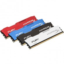RAM PC DDR3 4GB Bus 1600 Kingston -HyperX Fury