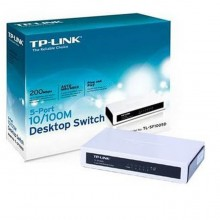 Switch TP-Link 5 ports SF 1005D
