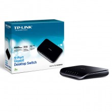 Switch TP-LINK 5 ports SG 1005D